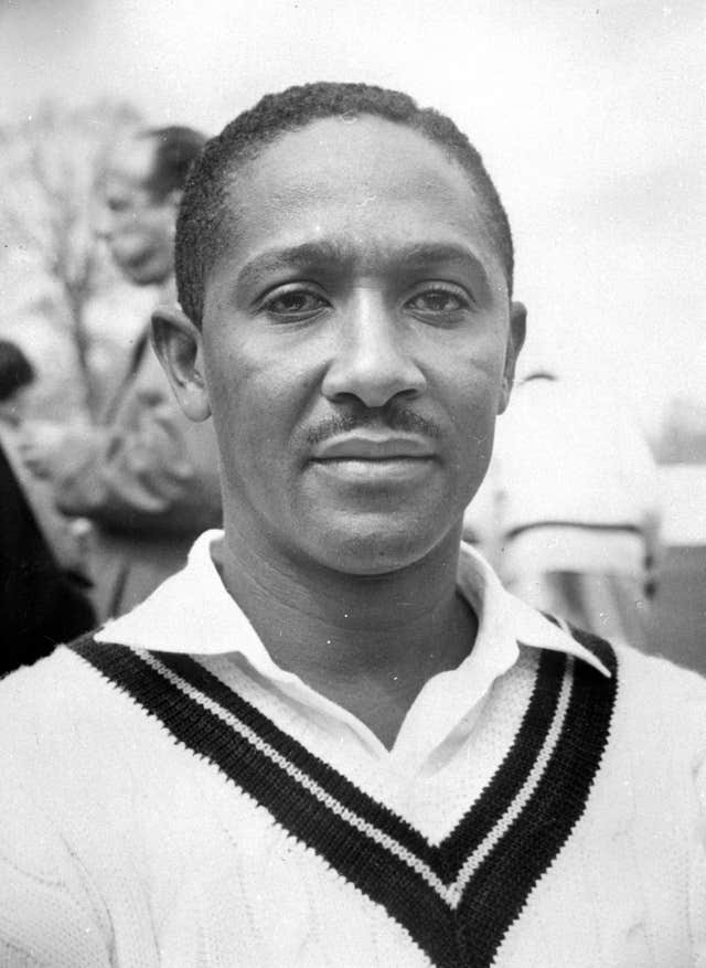 Frank Worrell was the West Indies' first black captain