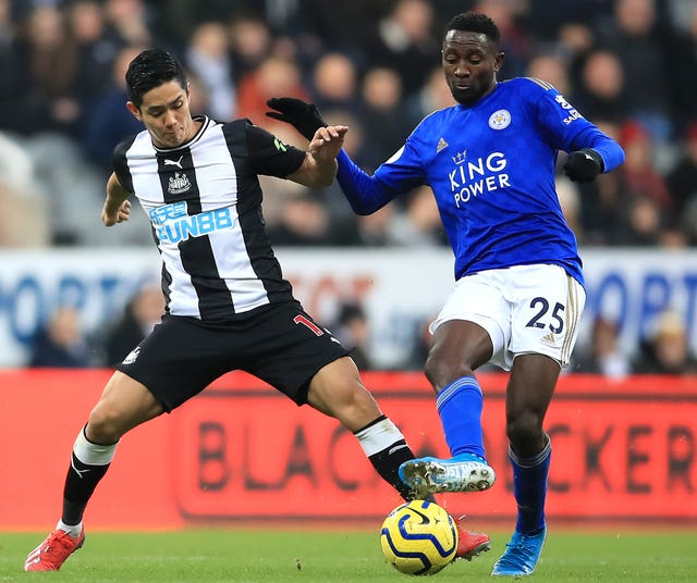 Newcastle United v Leicester City – Premier League – St James�?? Park