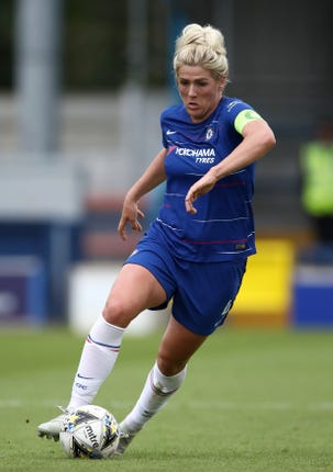 Millie Bright is targeting silverware with Chelsea this season