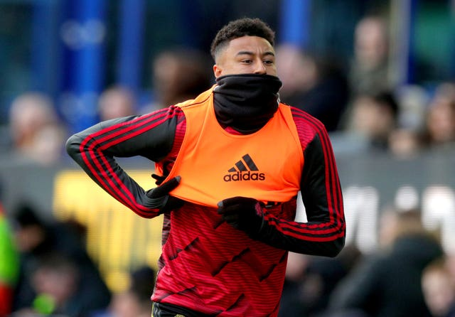Lingard was sworn at repeatedly as he signed autographs in Derby
