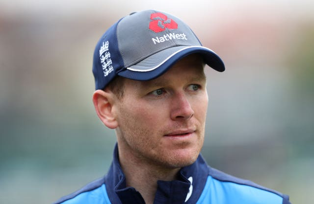 Eoin Morgan File Photo