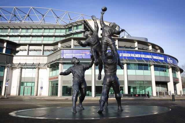 The Rugby Football Union is among the governing bodies being sued