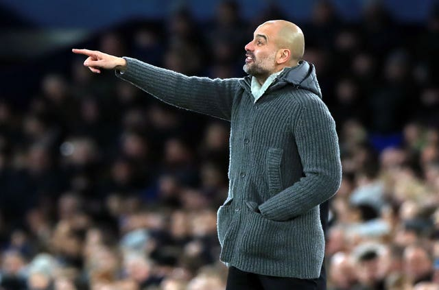 Pep Guardiola was impressed that Schalke reached the Champions League