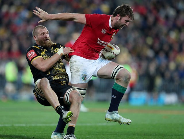 Hurricanes v British and Irish Lions – Tour Match – Westpac Stadium