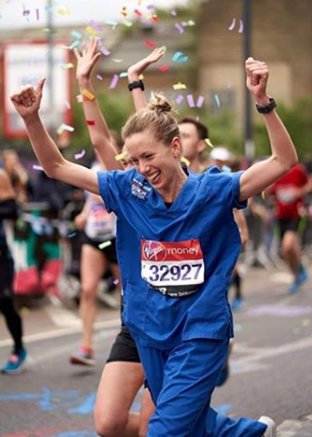 Marathon record for Nurse overturned