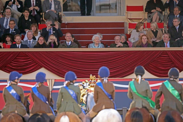 Royal Windsor Horse Show pageant