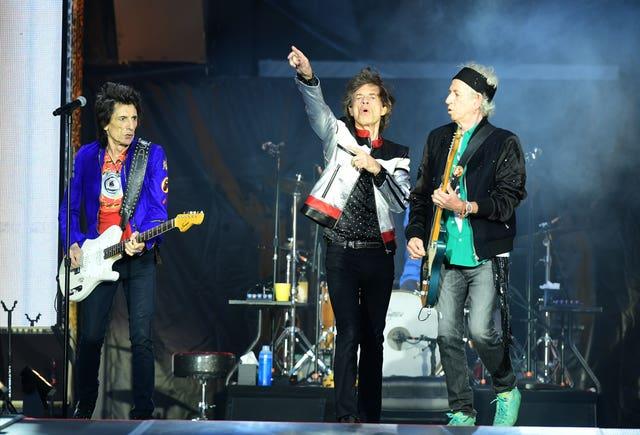 The Rolling Stones in concert – London Stadium
