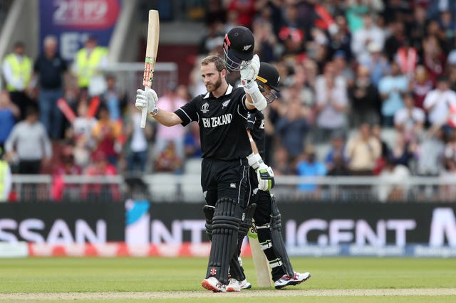 Kane Williamson has been in sparkling form for New Zealand - but has had very little help (David Davies/PA)