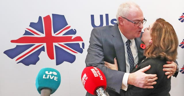 UUP leadership