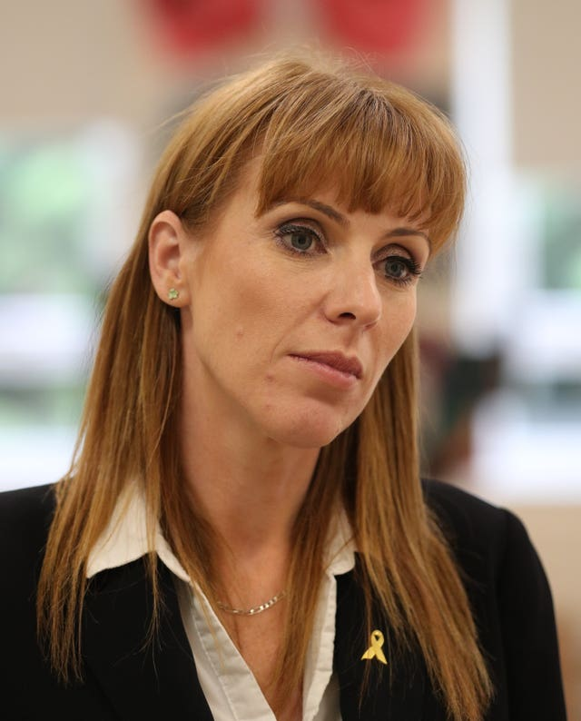 Angela Rayner comments