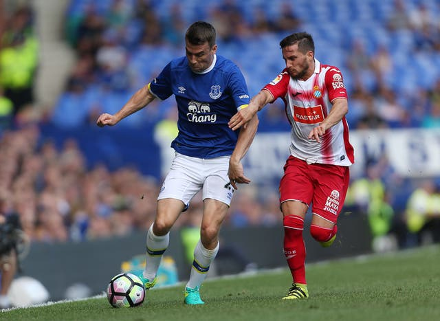Everton v Espanyol – Pre-Season Friendly – Goodison Park
