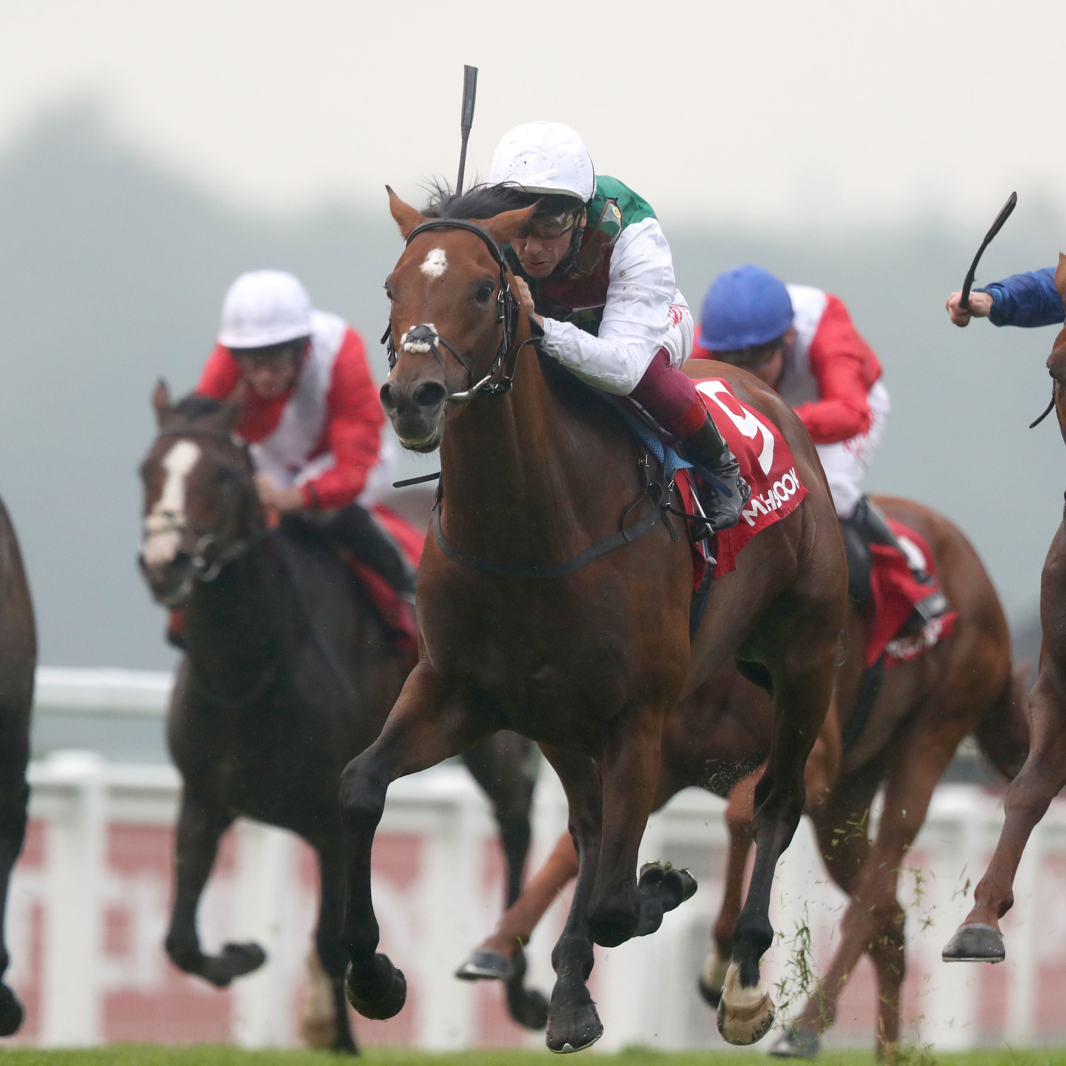 Without Parole is set for Royal Ascot after winning at Sandown (Simon Cooper/PA)