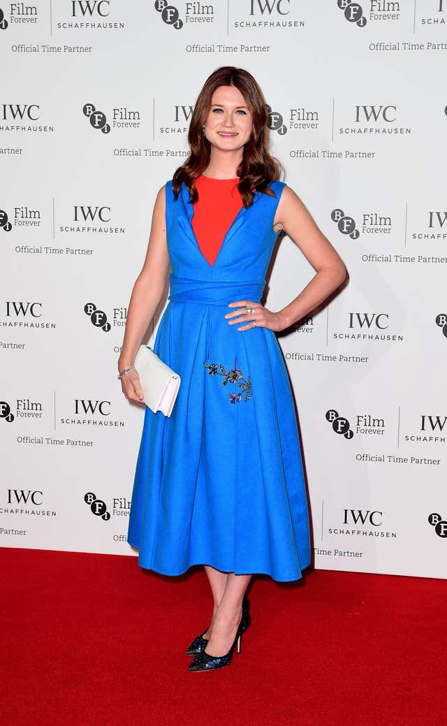 British Film Institute gala – London