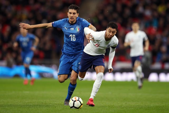 England v Italy – International Friendly – Wembley Stadium