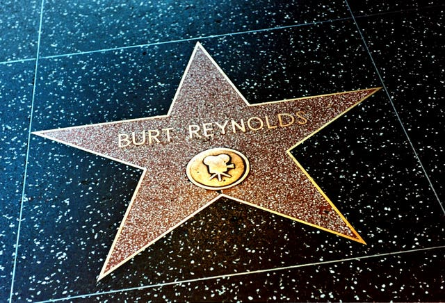 Burt Reynolds death
