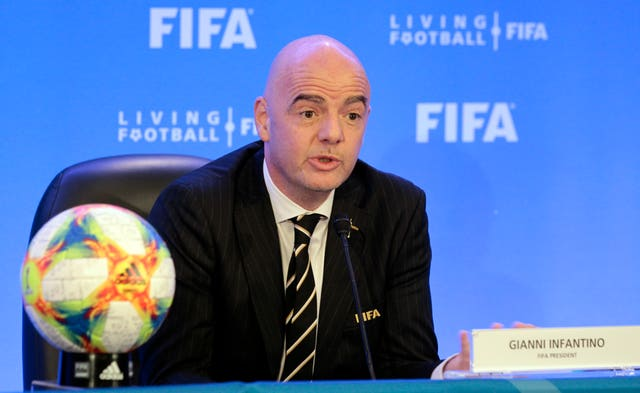FIFA president Gianni Infantino described the decision to approve his plan for a revamped Club World Cup as a 'milestone' in the organisation's history