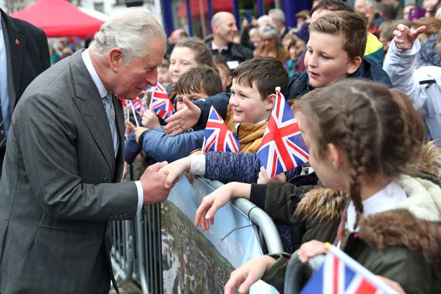 Royal visit to Herefordshire