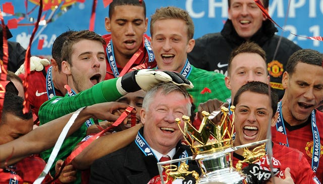 Manchester United have not won the Premier League title since 2013