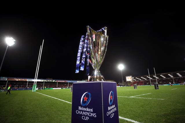 The fate of the Heineken Champions Cup is in the balance