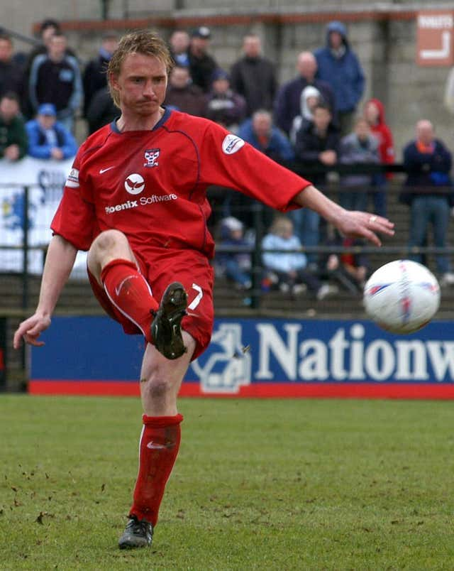 Former Bury coach Chris Brass originally brought the winding-up petition against the club