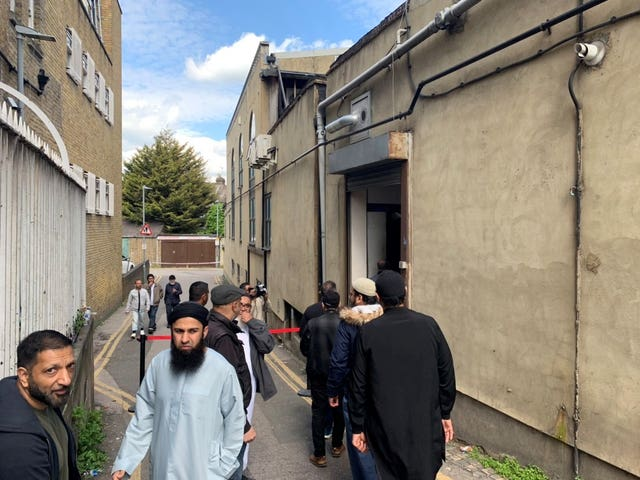 Incident at Seven Kings Mosque