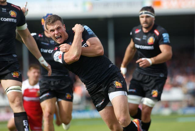 Exeter Chiefs v Northampton Saints – Gallagher Premiership – Semi-Final – Sandy Park