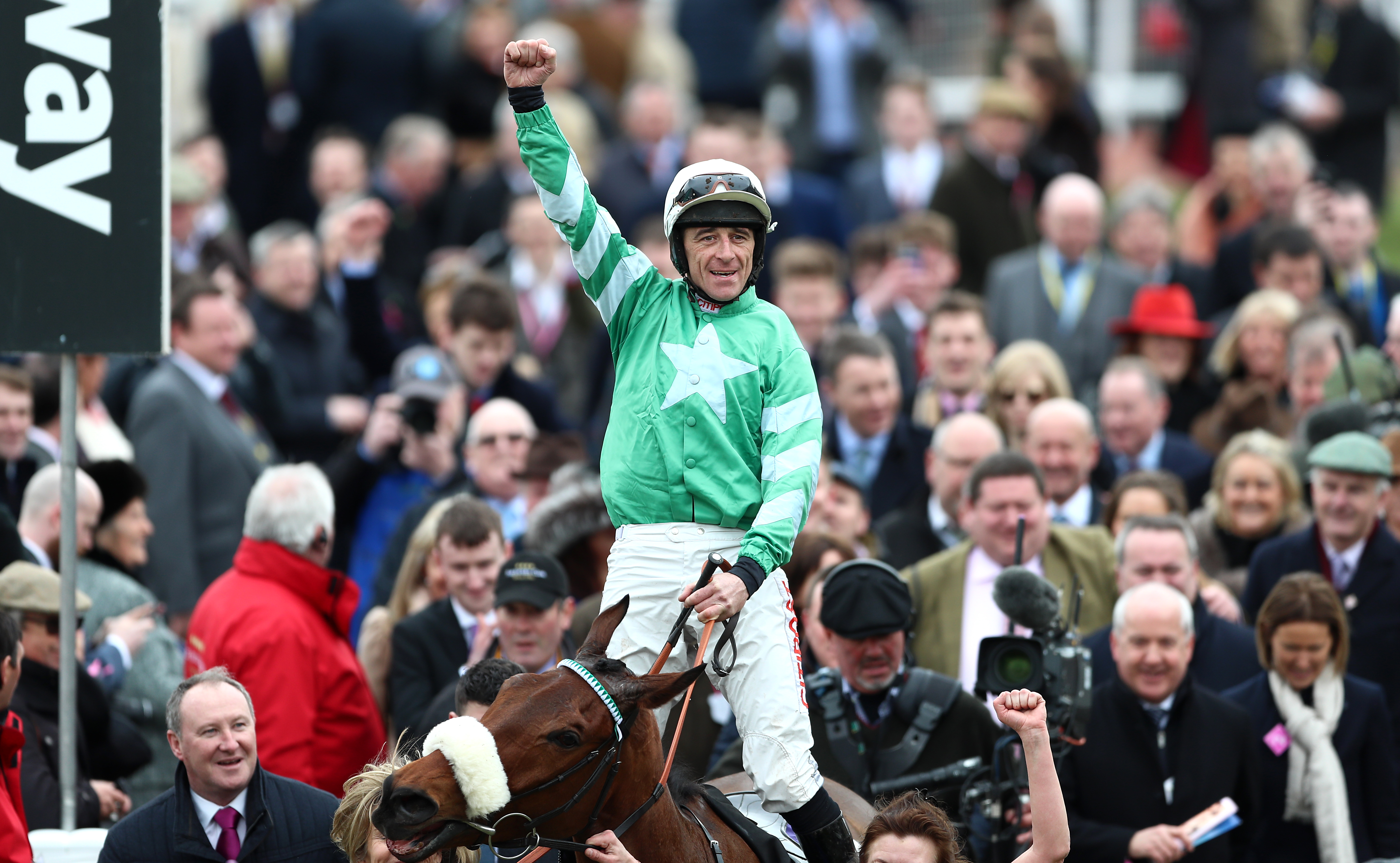 Presenting Percy is set to have a huge following in the Gold Cup on Friday