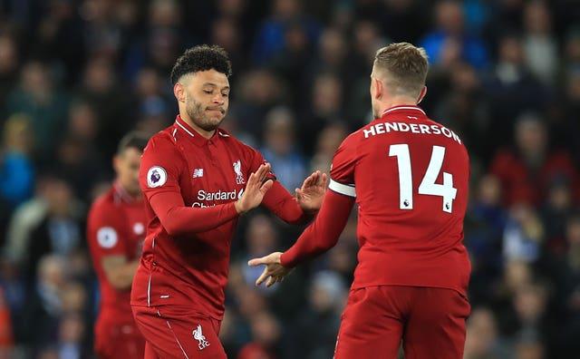 Liverpool v Huddersfield Town – Premier League – Anfield