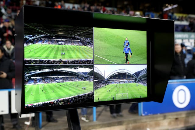 Getting the technology right will be key to the implementation of VAR in the Champions League