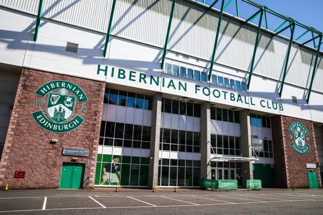 Hibernian were satisfied with the season finishing earlier despite dropping to seventh as a result
