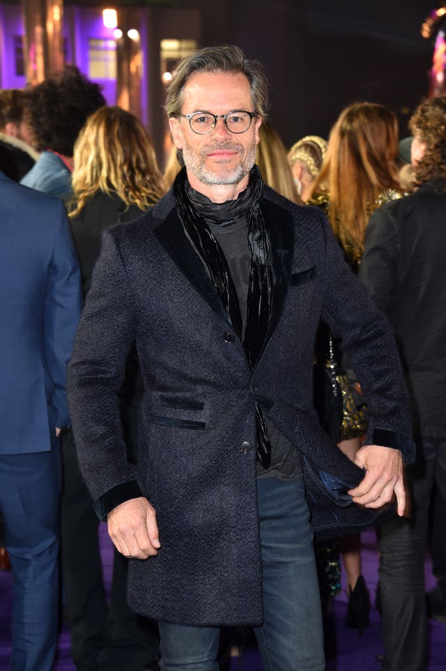 Guy Pearce (Matt Crossick/PA)