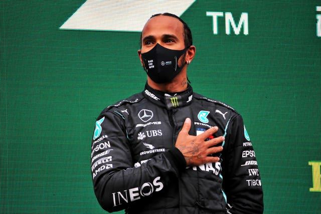 Lewis Hamilton file photo