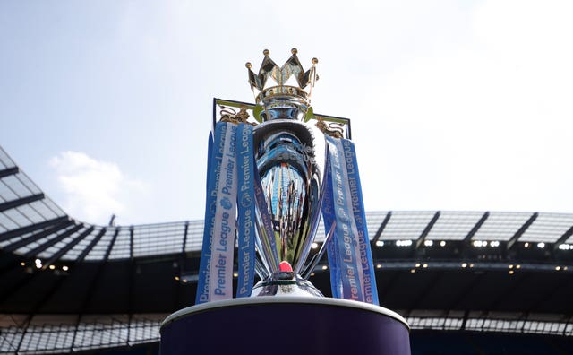 The Premier League remains indefinitely suspended