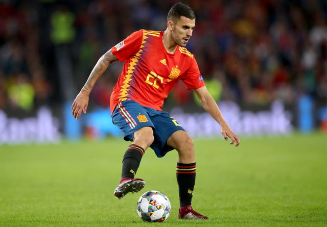 Ceballos said the prospect of working under Unai Emery was a key part of his decision to join Arsenal