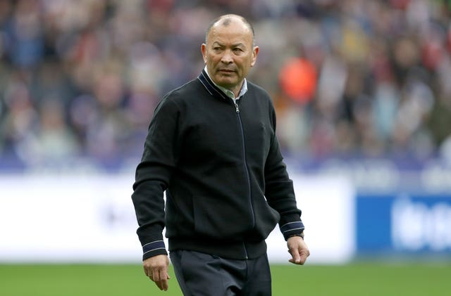 Eddie Jones will name his England team to face Italy on Thursday