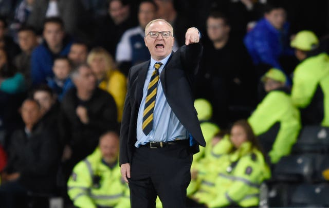 Alex McLeish has had a tough start to his second spell in charge of Scotland