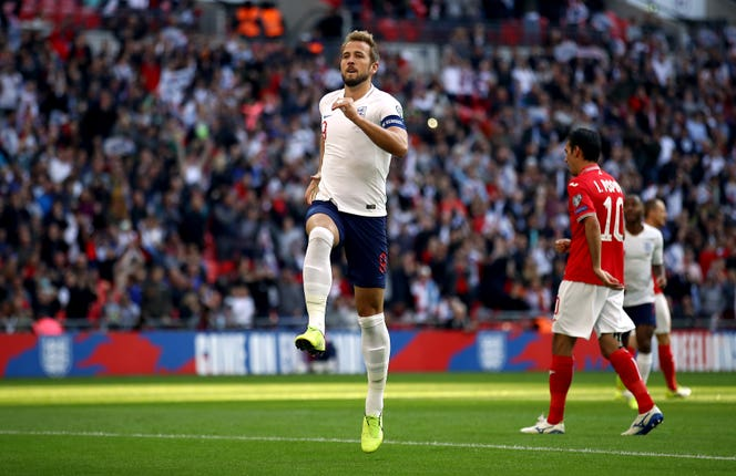England v Bulgaria – UEFA Euro 2020 Qualifying – Group A – Wembley Stadium