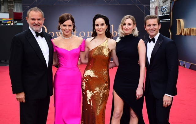Downton Abbey World Premiere – London