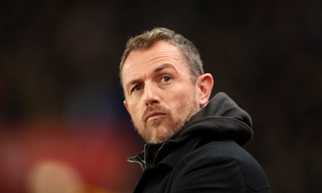 Gary Rowett believes the linesman heard a comment from the stands