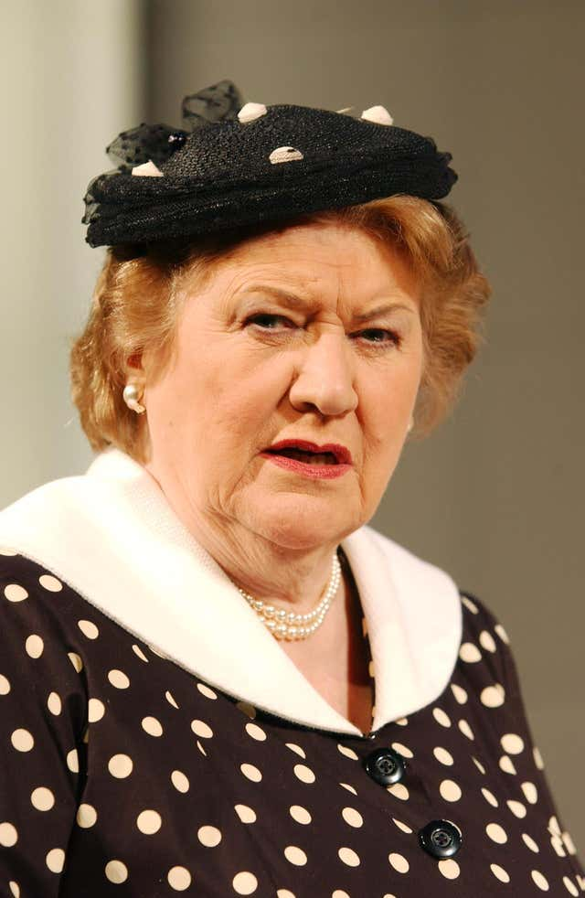 Patricia Routledge 'The Solid Gold Cadillac'