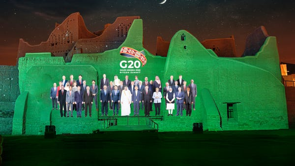 G20 summit opens as leaders urge united response to coronavirus