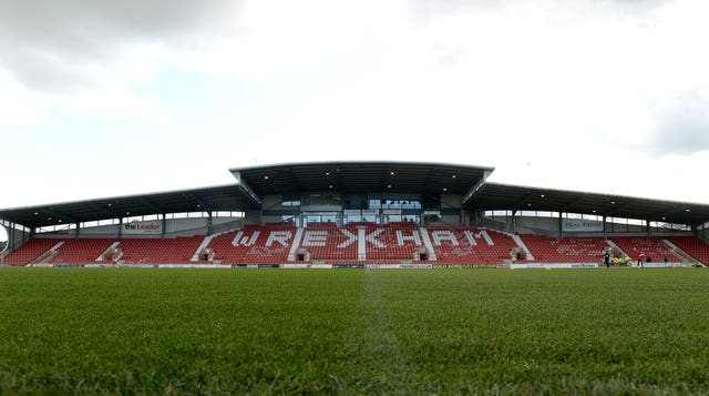 Soccer – Pre-season Friendly – Wrexham v Stoke City – Racecourse Ground