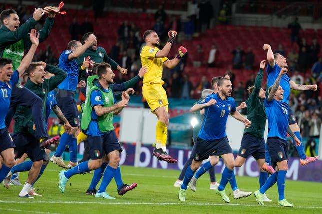 Great Britain Italy Spain Euro 2020 Football