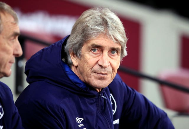 Manuel Pellegrini is facing a fight to save his West Ham career