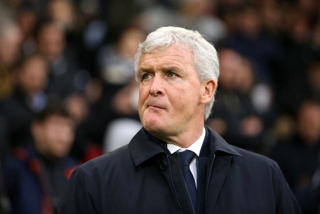 Southampton parted company with Mark Hughes on Monday after the 2-2 draw with Manchester United.