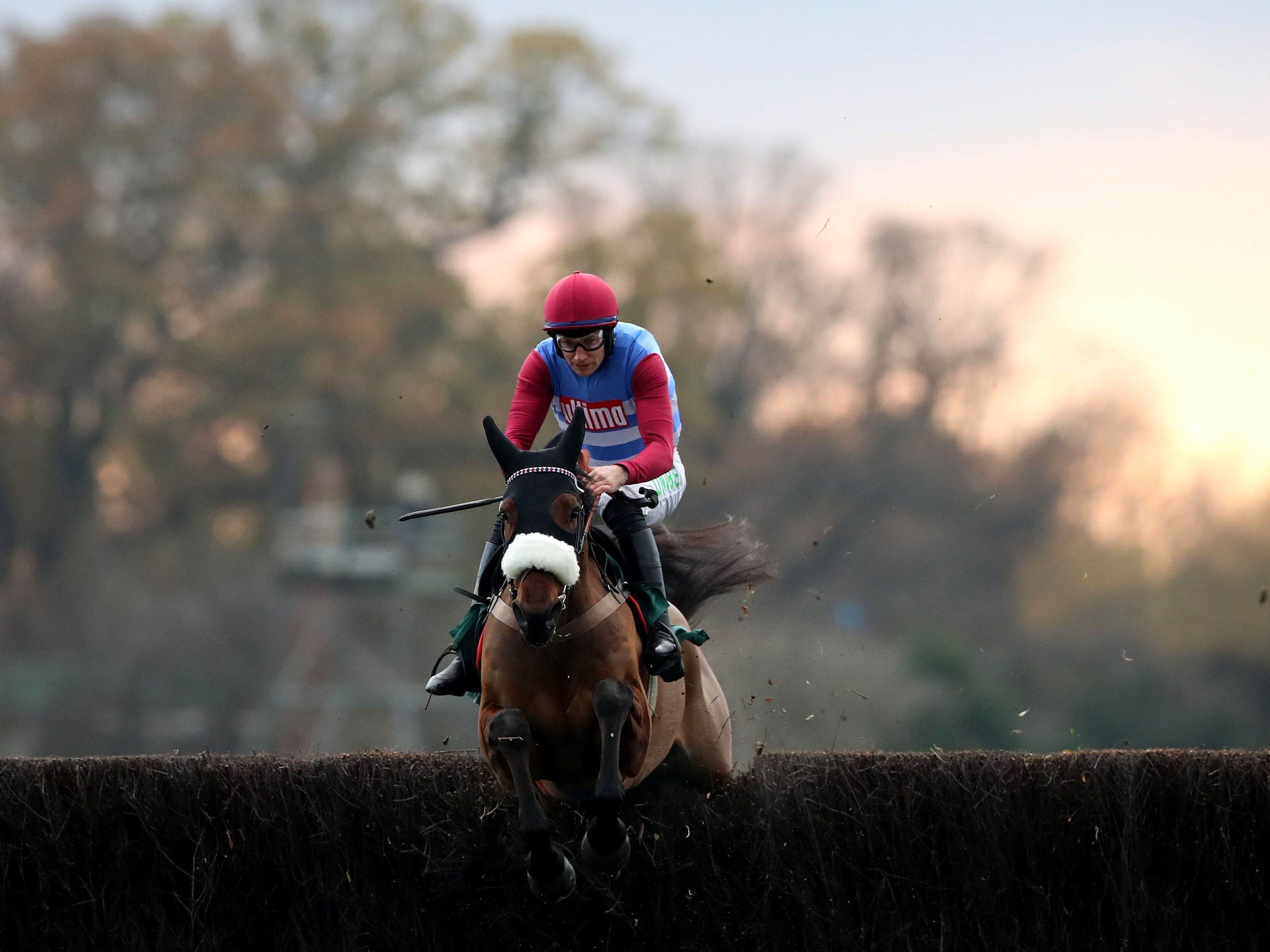Djingle took the feature Kerry Group Chase for trainer John Queally (Tim Goode/PA)
