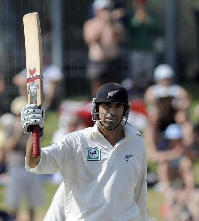 Cricket – New Zealand v England – 3rd Test – 4th day – Napier (Rebecca Naden/PA)
