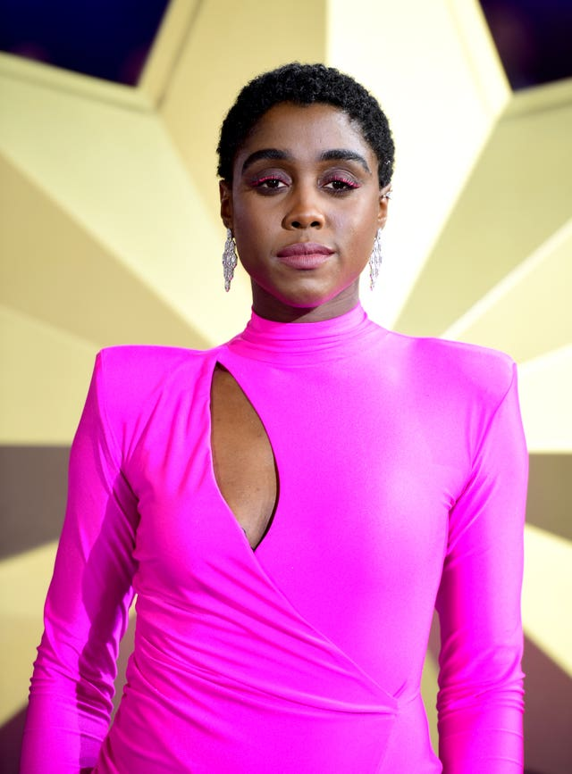 Actress Lashana Lynch could have the 007 name