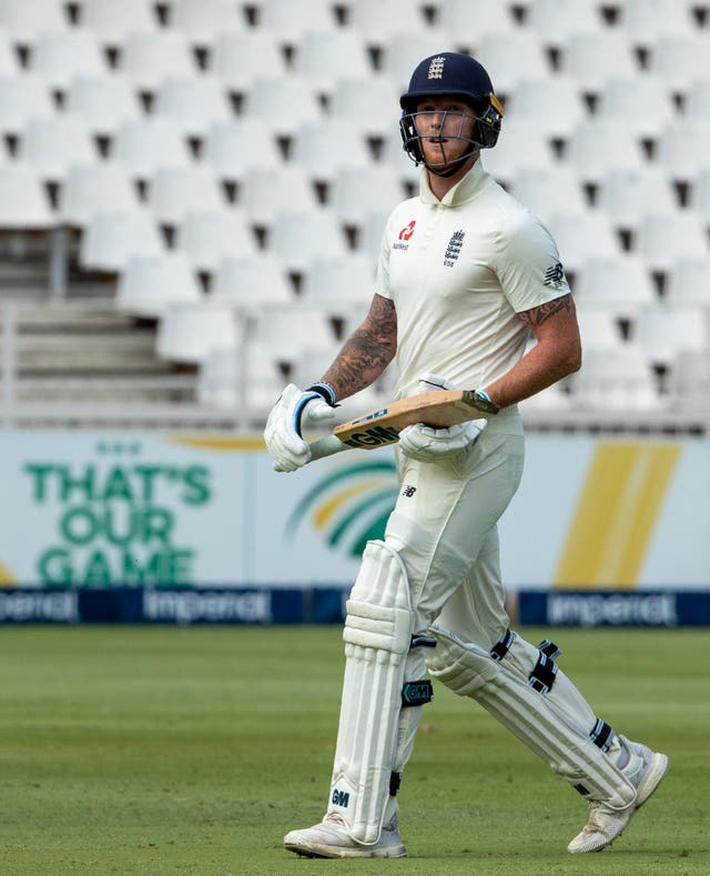 Stokes in the wake of his dismissal