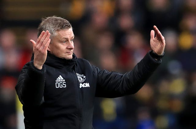 Ole Gunnar Solskjaer's side have had a difficult start to 2020